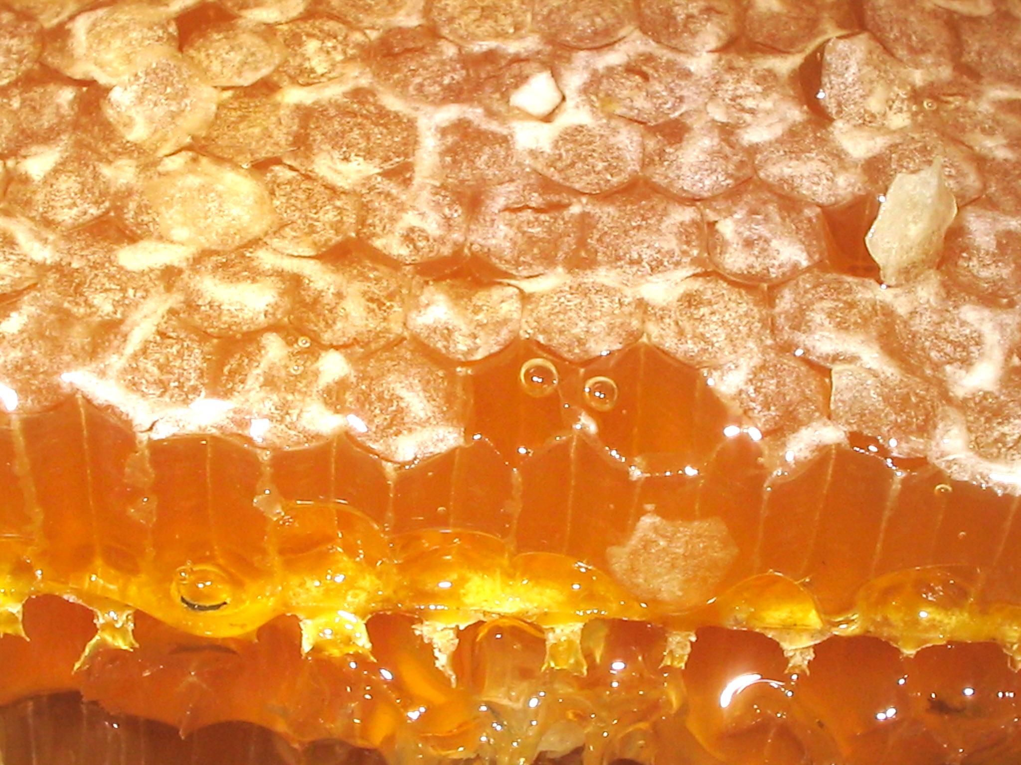Это я вот просто себя добить..я обожралась его сегодня..мне даже плоохо было..Хоть я и обожаю мёд в сотах...